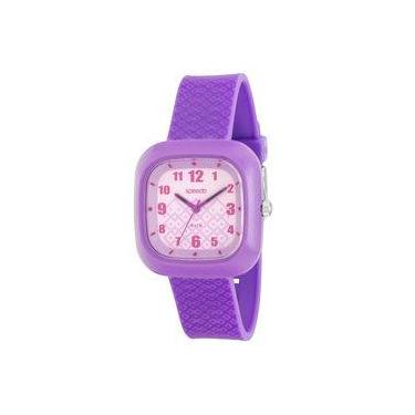 9f2322efcee Relógio Feminino Analógico Speedo 80561l0ebnp2