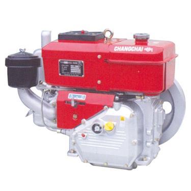 Motor Estacionário Changchai R 190 Horizontal A Diesel 10.5Hp 573Cc