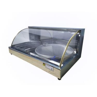 Estufa Para Salgados 2 Bandejas E Porta Pizza 220 V