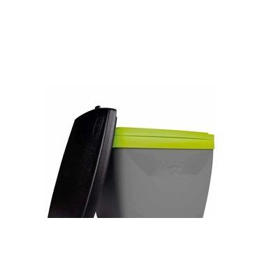 Imagem de Caixa Termica 6 Litros - Cinza Com Verde - Mor 8205
