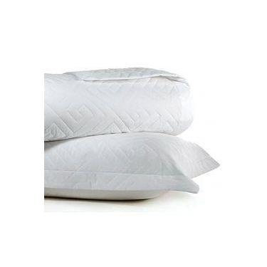 754bdee31f Kit Colcha Solteiro Trapuntado Basic Premium Branco 2 PeÇAs - Buddemeyer