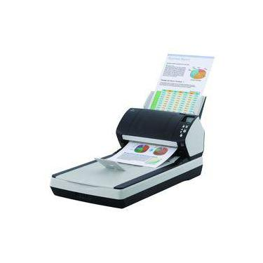 Scanner Fujitsu Fi-7260 A4 Duplex 60ppm Color Flatbed 600dpi 110V