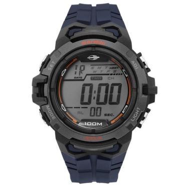 81652399899 Relógio Masculino Mormaii MO1147A 8A - Preto Azul