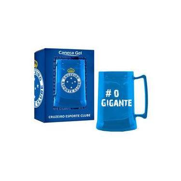 Caneca Gel 300ml - Cruzeiro Azul - Brasfoot abd968c2b173e