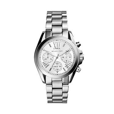 aa9e332a3 Relógio de Pulso Feminino Michael Kors Aço   Joalheria   Comparar ...