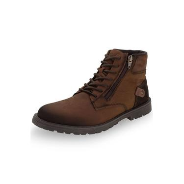 Bota Masculina Winston West Coast - 129007 Chocolate