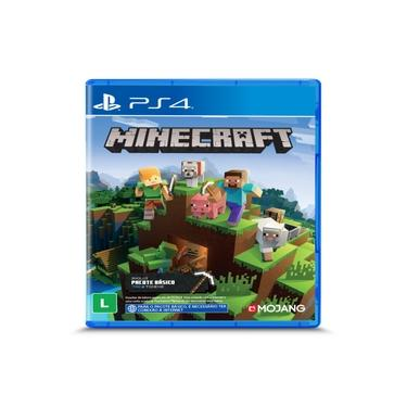 Game Minecraft Starter Collection - PS4
