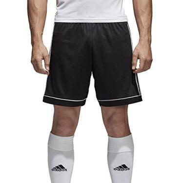 Calção Adidas Squadra 17 Preto Masculino P