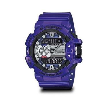 Relógio Casio G-Shock G`MIX Masculino GBA-400-2ADR