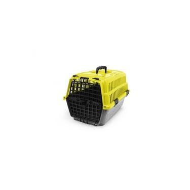 Caixa Transporte Love Travel Nº1-amarelo