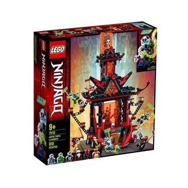 LEGO Ninjago - Império Templo da Loucura - 71712