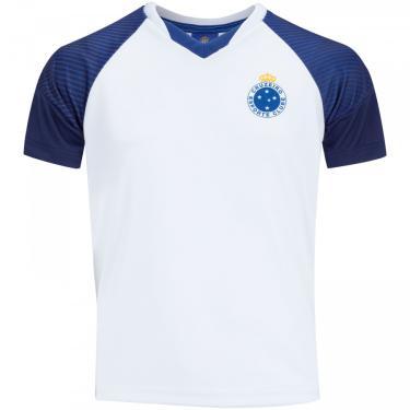 Camiseta do Cruzeiro Fortune 19 - Infantil Braziline Unissex