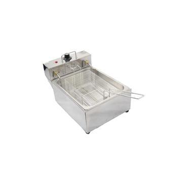 Fritadeira Elétrica Batata Frita Salgado Porção 5 L