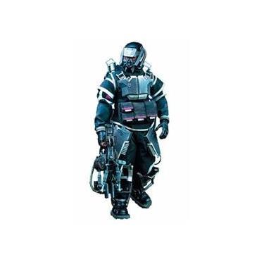 Action figure Killzone Hazmat Trooper - 1/6 Figure
