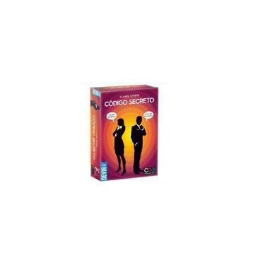 Código Secreto Codinomes - Board Game - Devir