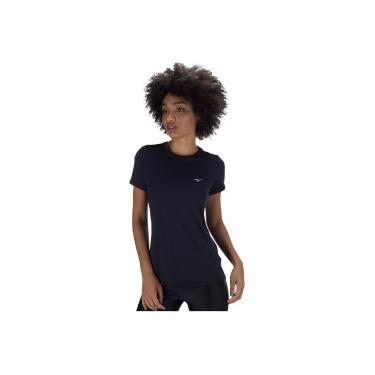 Camiseta com Proteção Solar UV Mizuno Pro - Feminina Mizuno Feminino