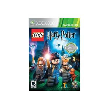 Lego Harry Potter Years 1-4 - XBOX-360