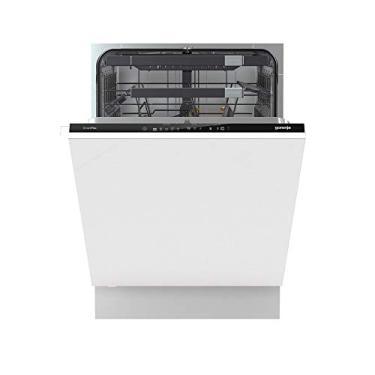 Imagem de Lava-Louças de Embutir Gorenje Smart Flex Eletrônica 16 Serviços Inox 60cm 220V GV66260BR