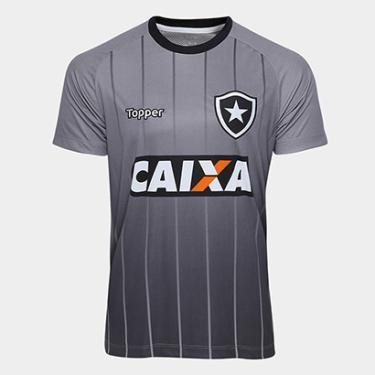 aefc77ee67 Camisa Botafogo Comissão Técnica Treino Topper Masculina - Masculino