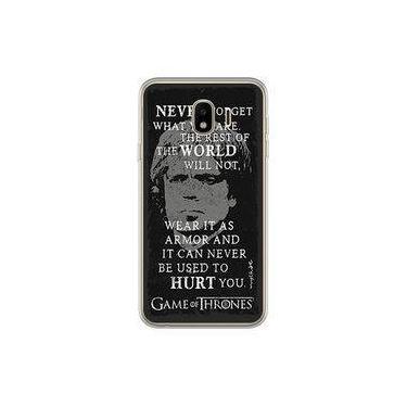 Capa para Galaxy J5 Pro - Game Of Thrones | Tyrion Advice