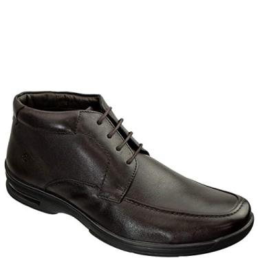 Bota Masculina Democrata Smart Comfort Air Fly 148104-002