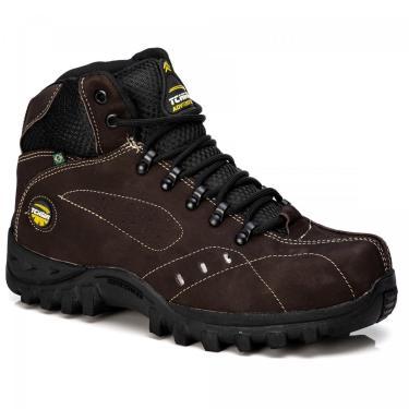 Bota Coturno Adventure Masculino Boots Nobuck