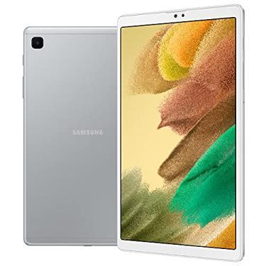 "Imagem de Samsung Galaxy Tab A7 Lite (2021, 32 GB, 3 GB de RAM) 8.7"" (WiFi + Cellular) 5100mAh bateria, Android 11, 4G LTE Tablet GSM desbloqueado, Internacional Modelo - SM-T225 (Fast Car Charger Bundle) (Silver)"