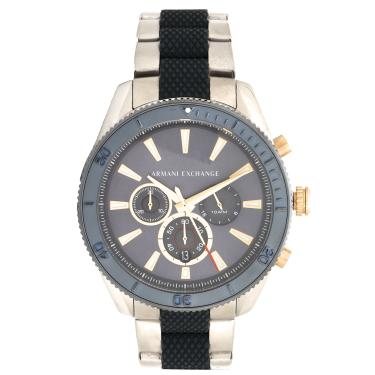b726a122d44 Relógio Armani Exchange AX18151KN Prata Armani Exchange AX18151KN masculino