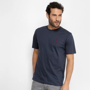 Camiseta Aleatory Lisa Masculina - Masculino 662c11fa51c