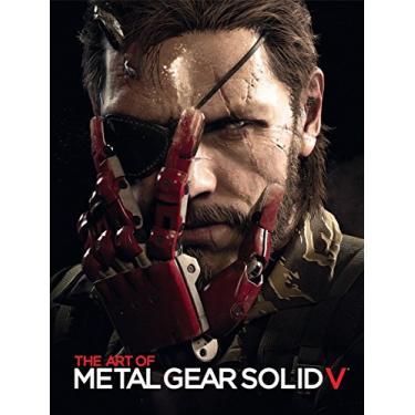 The Art of Metal Gear Solid V - Konami - 9781506701103
