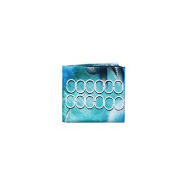 Imagem de 4 peças / 3 peças / 1 peça Cortina de chuveiro do golfinho do oceano à prova d'água Tapete de cortina de banheiro com tampa de banheiro sem tampa Cortinas de banho com tampa de banheiro antiderrapante Tapete de piso Tapete de Natal TypeB (1PCS / conjunto)