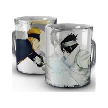 Caneca Naruto Vs Sasuke 8