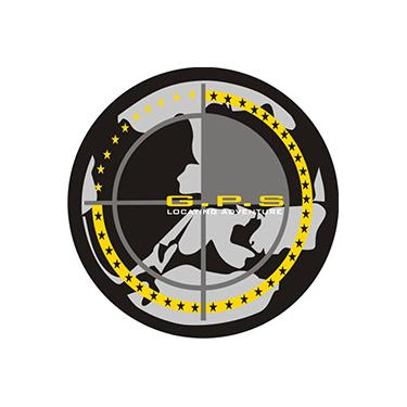 Capa para estepe Carrhel GPS com cadeado - Crossfox / Ecosport / Doblo/Aircross