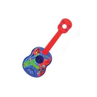 Imagem de Brinquedo Instrumento Musical PjMasks Violao Candide 1720