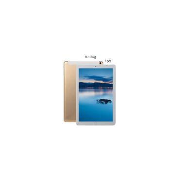 Tablet P10 Fashion Tablet 10,1 versão Android 8.10 Tablet 1GB + 16GB Gold Tablet