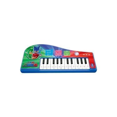 Imagem de Instrumento Musical - Teclado Pjmasks Candide