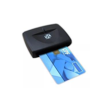 Leitor de Cartão Smart Card Certificado Digital USB A3 Nonus