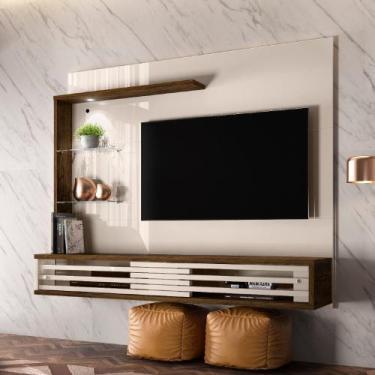 Painel para TV até 50 Polegadas 2 Portas Frizz Select Madetec
