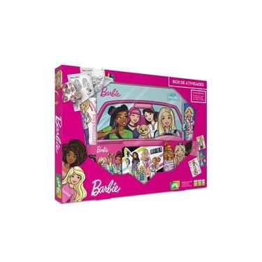 Imagem de Box de Atividade da Barbie - 90943 - Copag