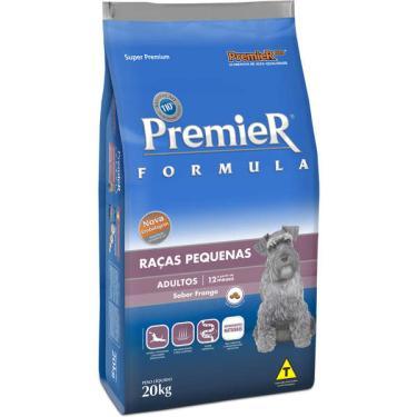 Ração Premier Pet Formula Cães Adultos Raças Pequenas - 20 Kg