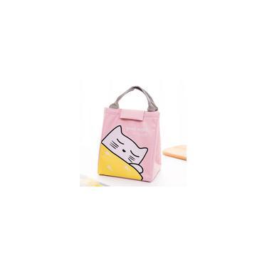 Saco térmico saco de lancheira portátil Bolsa de mão Piquenique Bolsa de almoço Sacos de gelo para armazenamento