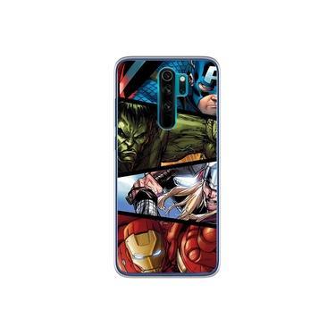 Capa para Xiaomi Redmi Note 8 Pro - The Avengers | Os Vingadores 2