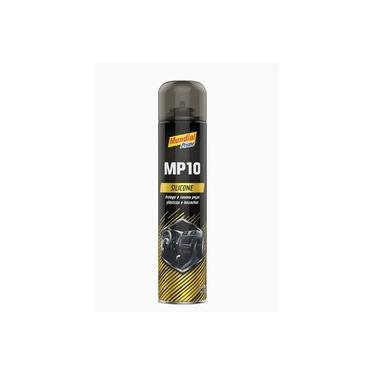 Silicone Spray Esteiras Auto Mp10 300ml Mundial Prime