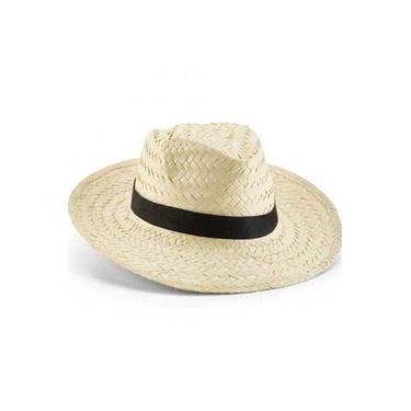 Chapéu de Palha Estilo Country Liso