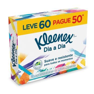 Lenços de Papel Kleenex 1 Unidade
