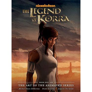 The Legend Of Korra. The Art Of The Animated Series - Capa Dura - 9781616551681