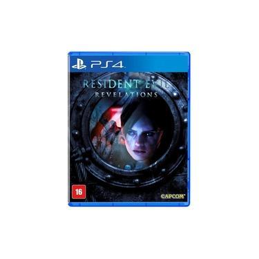 Jogo Resident Evil Revelations para PS4