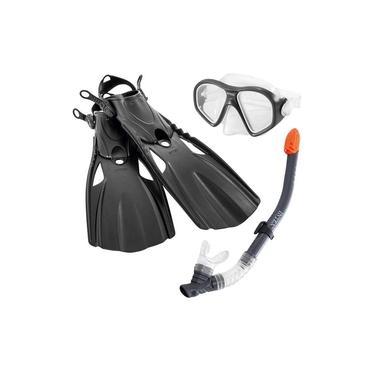 Kit Mergulho Reef Rider Intex 55657