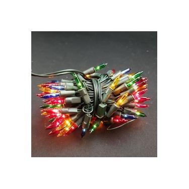 Pisca Pisca 100 Lâmpadas Colorido