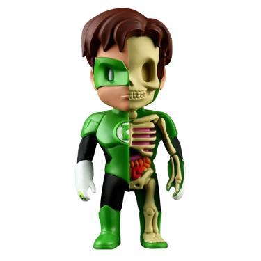 Imagem de Figura Colecionável - 10 Cm - Xxray - Liga Da Justiça - Lanterna Verde - Edimagic